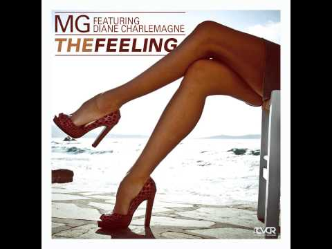 MG The Feeling feat. Diane Charlemagne (Sted E and Hybrid Heights Remix) tekijä: Velcro City Records