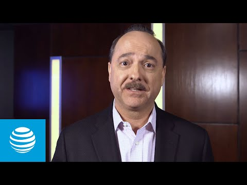AT&T Developer Summit - Ralph de la Vega