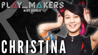Christina Camilleri: Security Solutions Specialist for Riot Games | Play Makers Episode 6