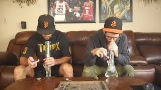 20 BONG RIPS IN A ROW by The Cannabis Connoisseur Connection 420