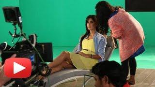 Katrina Kaif - Behind the Scenes Of An Ad Shoot - Hot Or Not ?