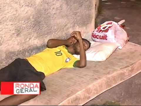 [RONDA GERAL] Moradores de Campo Grande buscam por família de morador de rua