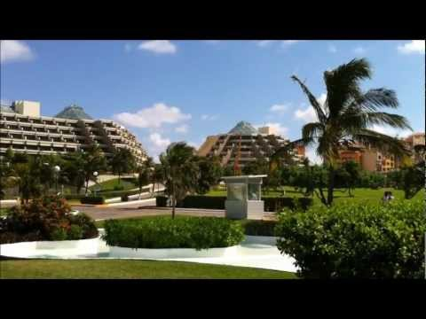 Gran Melia Resort [Paradisus]  Cancun Mexico*Quintana Roo*October 2012*Quality Footage