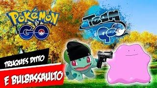 Truques Para Ginásios Com Ditto Pokémon GO + Bulbassalto em Macapá + GeO Solidariedade by Pokémon GO Gameplay
