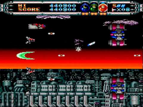 lords of thunder pc engine ost