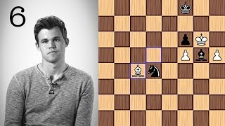 An Instant Classic at the 2018 World Chess Championship   Game 6