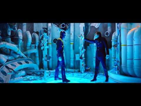X-men First Class coin scene