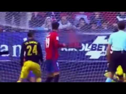 Osasuna vs Atletico Madrid 0 3 ● All Goals & Highlights   Resumen y Goles  ► 27 11 2016