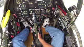 Video North American P-51C Mustang - Part 1 - Kermie Cam MP3, 3GP, MP4, WEBM, AVI, FLV Januari 2019