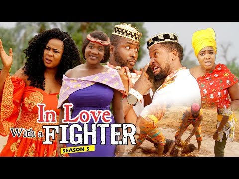 IN LOVE WITH A FIGHTER 5 - 2018 LATEST NIGERIAN NOLLYWOOD MOVIES || TRENDING NOLLYWOOD MOVIES
