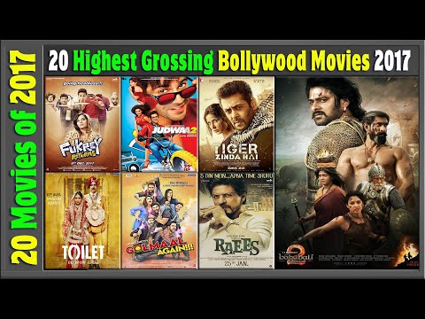 Top 20 Bollywood Movies Of 2017   Hit or Flop   2017 की बेहतरीन फिल्में   with Box Office Collection