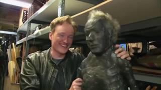 Video Conan O'Brien visits the Universal Studios Prop Warehouse (2009) MP3, 3GP, MP4, WEBM, AVI, FLV September 2019