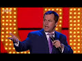 stand up comedy - British comedian Jack Dee discusses the slyness of modern youth, particularly his