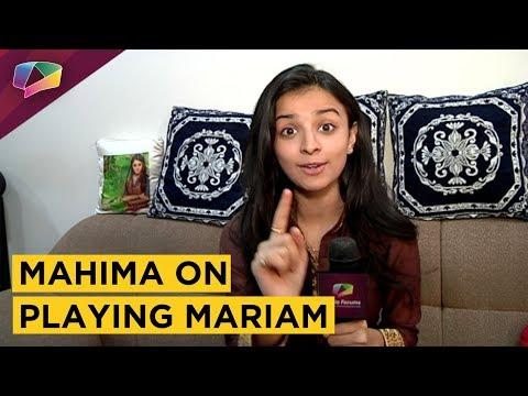 Mahima Makwana Talks About Entering Mariam Khan Re