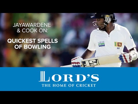Around the Wickets with Roshan Abeysinghe and Farveez Maharoof
