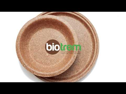 Biotrem : Edible Wheat Bran Tableware