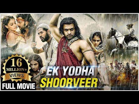 Ek Yoddha Shoorveer Hindi Dubbed Full Movie   Prithviraj Sukumaran, Prabhu Deva   New Action Movies