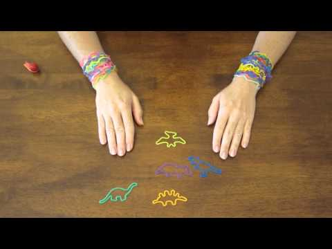 SILLY BANDZ STOP MOTION