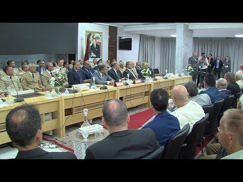تنصيب عدد من رجال السلطة الجدد بعمالة فاس