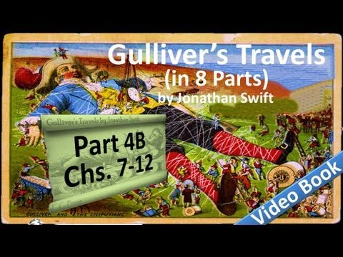 Video Part 4-B - Gulliver's Travels Audiobook by Jonathan Swift (Chs 07-12) download in MP3, 3GP, MP4, WEBM, AVI, FLV January 2017