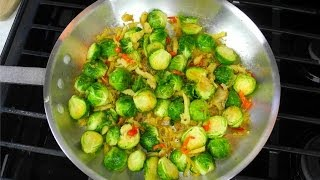 Picky eaters will love this Caribbean twist on cooking brussel sprouts. The best brussel sprouts recipe ever are bold words, but I...
