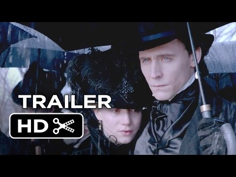 Crimson Peak Official Teaser Trailer #1 (2015) – Tom Hiddleston, Jessica Chastain Movie HD