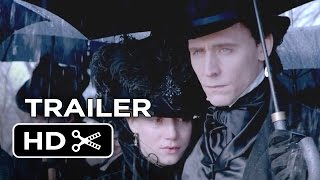 Nonton Crimson Peak Official Teaser Trailer  1  2015    Tom Hiddleston  Jessica Chastain Movie Hd Film Subtitle Indonesia Streaming Movie Download