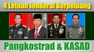Video 4 Jenderal Bintang 3 Calon KASAD dan Panglima kostrad MP3, 3GP, MP4, WEBM, AVI, FLV September 2018