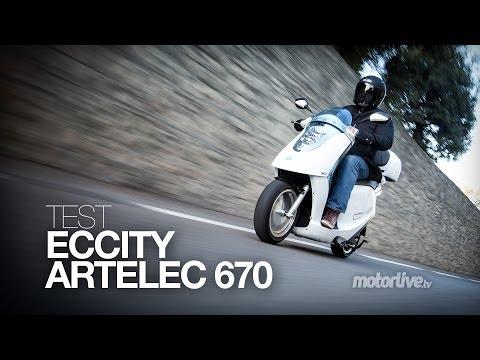 Deux Roues Electriques: Artelec 670 de Eccity Motocycles