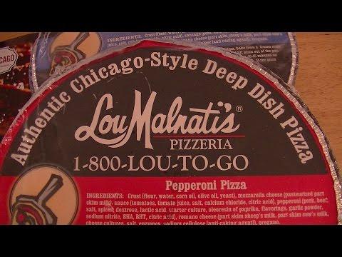 sAs PizzaNight: Lou Malnati's Part 1