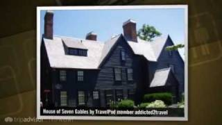 Salem (IN) United States  city photos gallery : House of Seven Gables - Salem, Massachusetts, United States