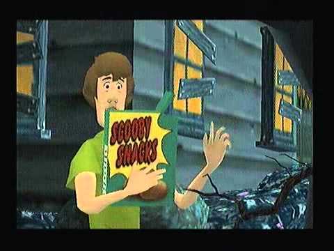 Scooby-Doo! : La Nuit des 100 Frissons GameCube