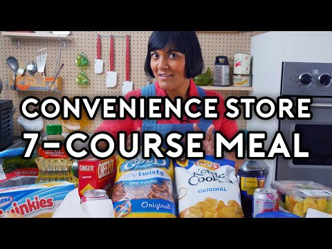 7-Course Convenience Store Tasting Menu | Stump Sohla