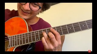 Guitar Lesson: Complicated by Mac Miller