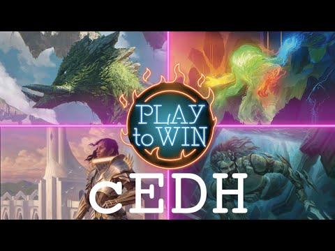 WHO'S THE BEST COMMANDER IN ZENDIKAR RISING FOR cEDH - Play to Win Gameplay