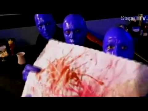 Blue Man Group - Discover The Wild Side Of Berlin