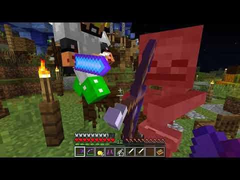 Minecraft - HermitQuest #7: Back In Action