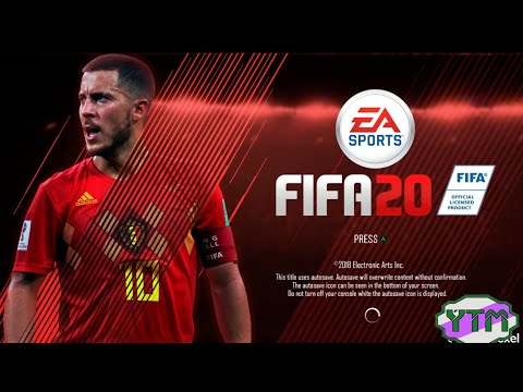 Fifa 14 Mod Fifa 20 Android - New Kits Best Graphic New Face And Transfer Update - Offline