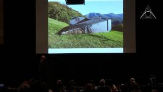Speech Camilo Botticini - Project Alps Villa | Archmarathon 2016