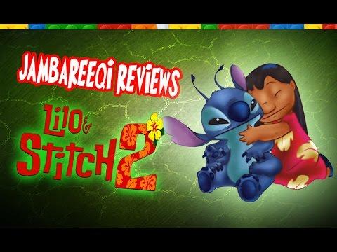 """Jambareeqi Reviews"" - Lilo & Stitch 2"