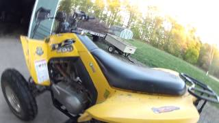 6. can-am ds250 race ready atv for sale