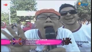 Video Trio Ubur-Ubur - Cinta Ditolak (Live on Inbox) MP3, 3GP, MP4, WEBM, AVI, FLV November 2017