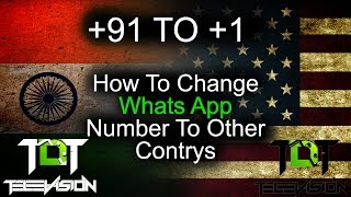 """Please watch: """"Officially UC Browser Is Launched For Windows 10  New Uc Browser  2017"""" https://www.youtube.com/watch?v=sUrmPKupCC8-~-~~-~~~-~~-~-Change your whatsapp number with other countrys numberRequrnments -Android-""""Promo"""" App (Simply download from Google Play Store)SUBSCRIBE For Morewww.youtube.com/techdroidtelevisionFACEBOOKwww.facebook.com/techdroidtelevisionTWITTERwww.twitter.con/techdroidtdtBLOGSPOTwww.techdroidtelevision.blogspot.in"""