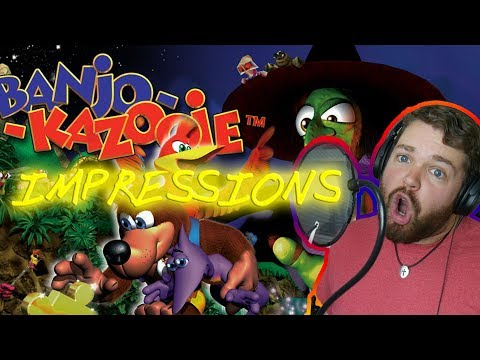 Banjo - Kazooie Impressions