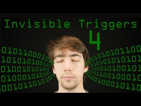 ASMR Invisible Triggers 4 - An ASMR Story - Hacking In