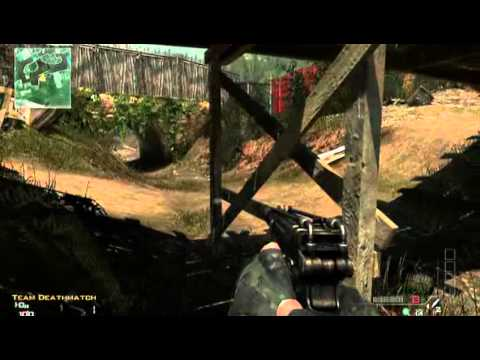 Modern Warfare 3 - Village - Hiding Spots For Infected