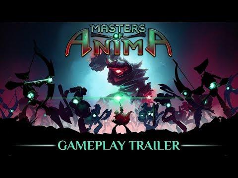 Masters of Anima #1