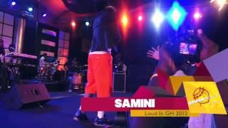 Samini - Performs 'Linda' @ Loud In GH 2012 | GhanaMusic.com Video