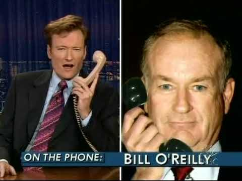 Late Night 'On The Phone with Bill O'Reilly 10/21/04