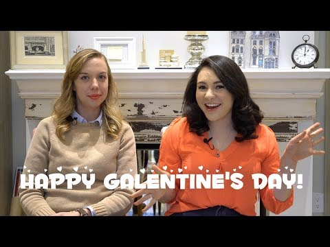 Quotes about friendship - Lindsay and Emily Play The World's Greatest Galentine's Day Guessing Game